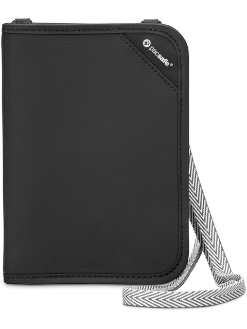 Pacsafe RFIDsafe V150 Organiser Black